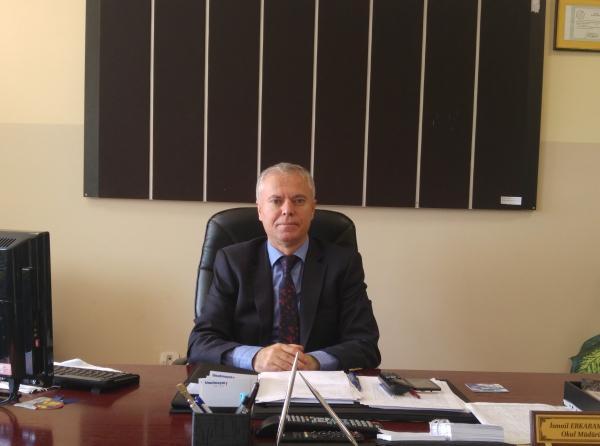 İsmail ERKARAMAN - Okul Müdürü